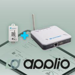 Get started with iot on the applio platform
